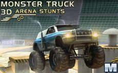 monster truck spiele 3d